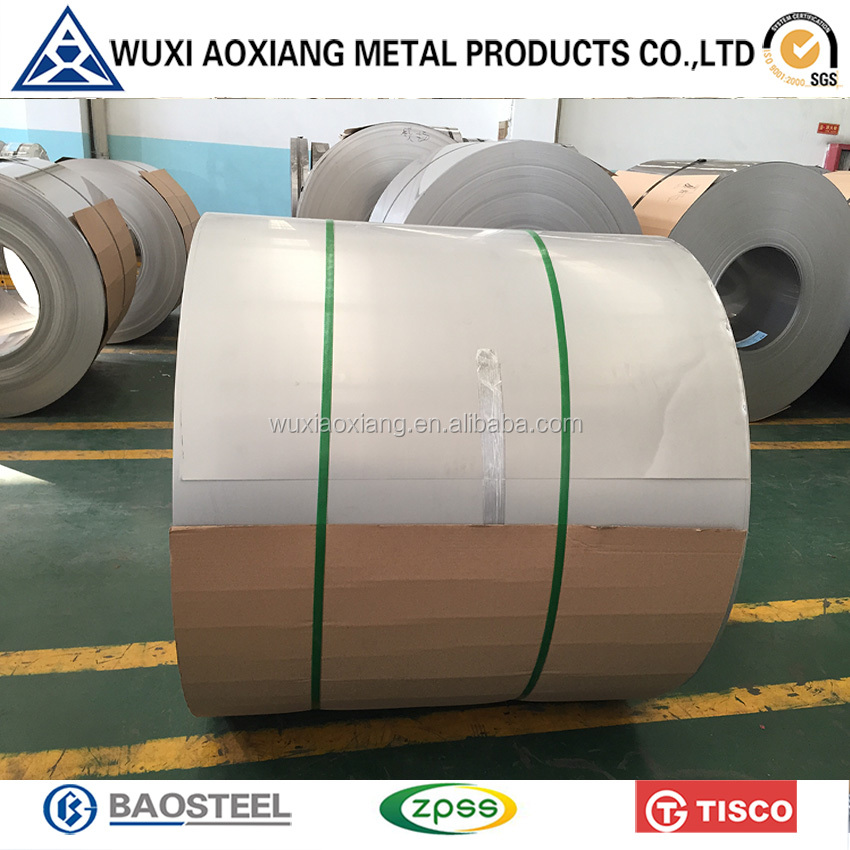 Online Product Selling Websites AISI Cold Rolled Stainless Steel Coil 316 2.5mm Thickness Made In China