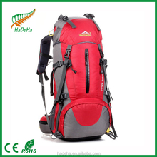 wearproof Outdoor Sport Climbing Camping Hiking Trekking travel 3P Military Tactical Backpack 55L/camping bagpack