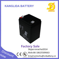 Cheap price 12v 4.5ah sealed lead acid battery dry cell batteries