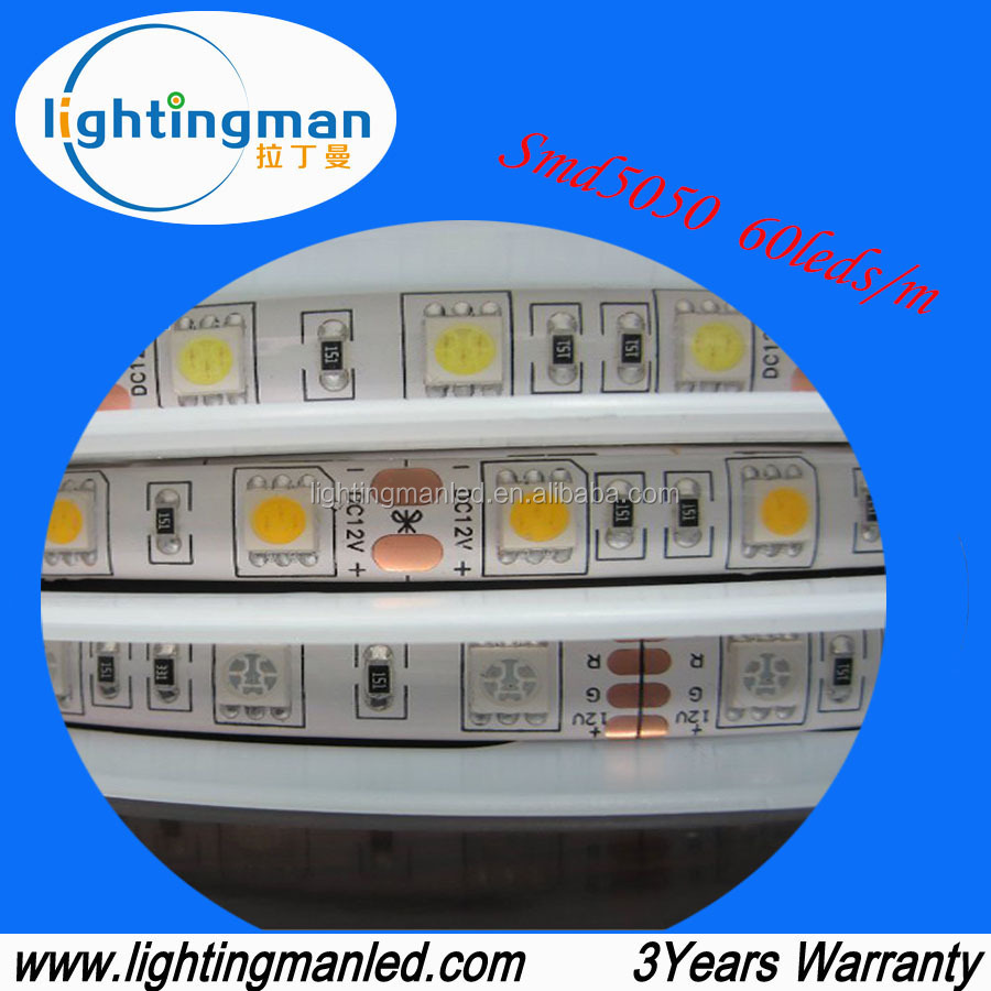 Shenzhen Factory 5000K /2700K Diamond Bright Led Strip Light 3 Years Warranty