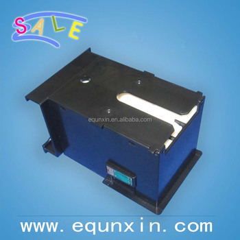 T6711 maintenance tank with compatible chip for Epson workforce wf3620 wf3640 wf7620 wf7610