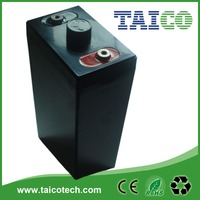 China Manufacture Storage Rechargeable opzv 500ah 2v battery for Solar telecom system