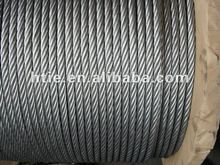 Manufactures wholesale Cold Heading Steel hot-dip galvanizing wire rope