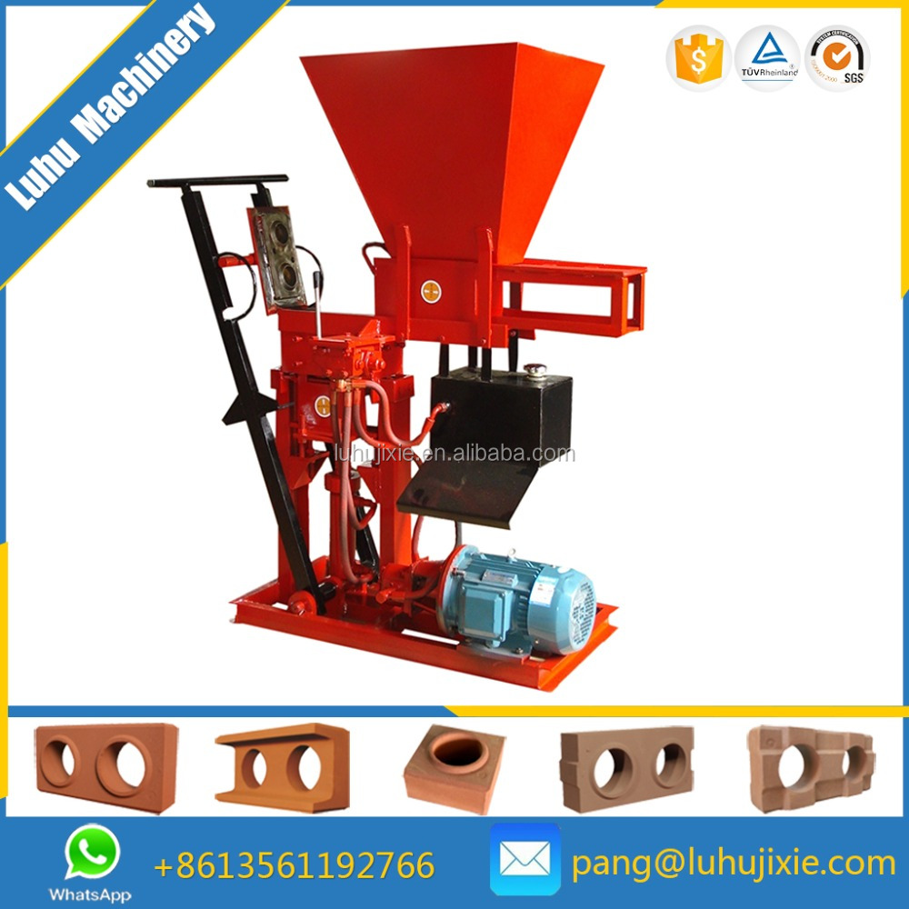 eco brava single phase brick making machine