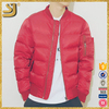 Wholesale High Quality Winter Short Bomber Quilted Down Jacket