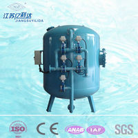 Automatic purify sand filter water machine