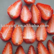 frozen IQF strawberry