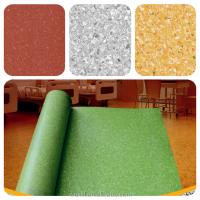 Non-directional vinyl flooring sheet, pvc flooring for hospital