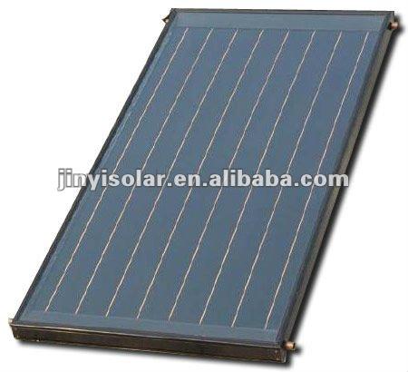 Paneles solares de placa plana de agua caliente paneles - Placas solares agua caliente ...