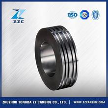 New design tungsten carbide roll rings applied to rolling mill bring significant savings with great price