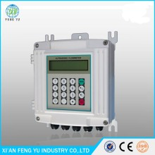 2017 China Supplier New High Quality Ultrasonic Wall Mounted Flow Meter Rs485 for Palm Oil
