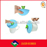 2013 Personality silicone ceramic mug cup cover