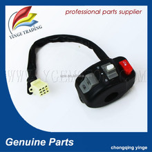 motorcycle factories spare parts china motorcycle push button switch for Keeway M.elegance