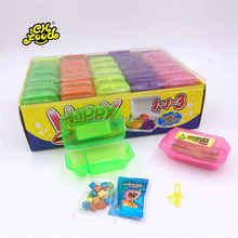 Mini Lunch Box Toy With Popping Candy And Toys Inside