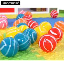 Hot sale in Europe bobo balls chinese wholesale 6cm stress balls