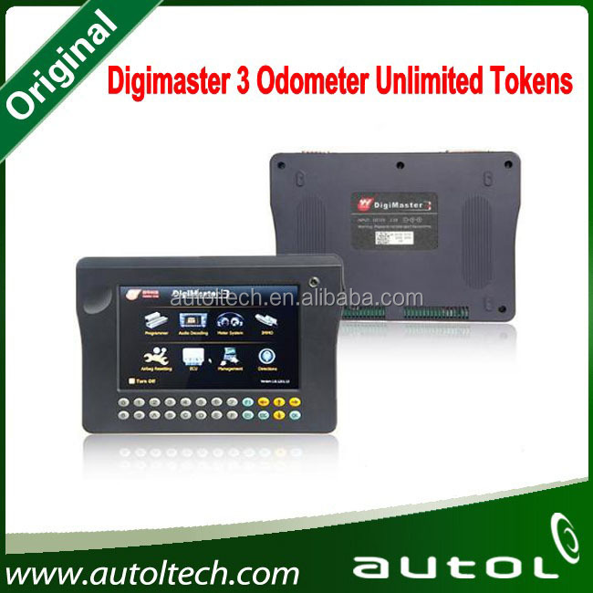 Digimaster 3 Change KM Odometer Correction Tool Free Update Online Digimaster III with Warranty