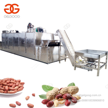 Automatic Commercial Used Coffee Cocoa Bean Tea Chestnut Small Cashew Nut Roaster Sunflower Seeds Peanut Roasting Machine Price
