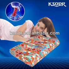 100% Thailand import natural latex foam pillow