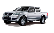 Brand New Great Wall Double Cabin Pickup Truck 4x4 with Factory Price for Sale