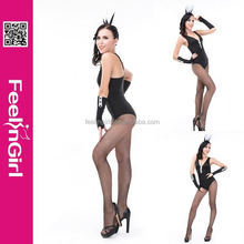 2014 Newest Wholesale Bunny Girl Hot Sexy Adult Animal Movie Costume