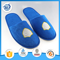 Customized New Personalized Disposable Bedroom velvet Slippers