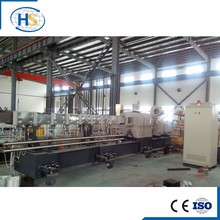 Film Granlating with Plastic Extruding Pelletizing Line