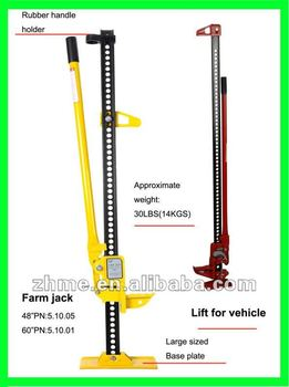 "Farm jack 60"" lift for vehicles"