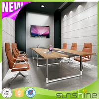 Office Furniture Wooden Meeting Table Design XFS-M4015
