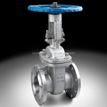 Cast Iron DN50~DN600 PN1.0/1.6MPa Resilient Seated Water Stem Gate Valve