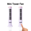 New Good Portable stand mini usb fan / electric table tower fan For Home/Office