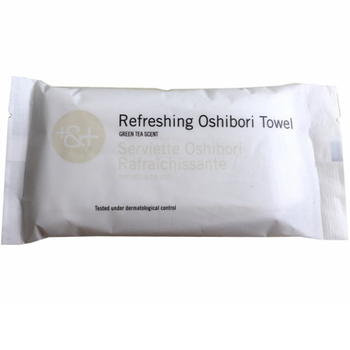 Cleaning use wholesale single cotton wet towel