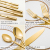 Wholesale stainless steel gold flatware wholesale and gold beaded glass charger plate sets