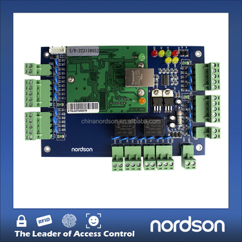 NS-L2 Two-door PC Based Access Control Unit