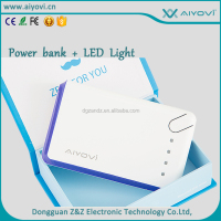Consumer Electronics Portable Power Bank Made