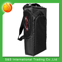 Lightweight durable portable fashionable beer cooler bag for golf