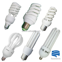 High quality 8000H 25w 6400k cfl energy saving lamp