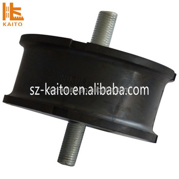 KR0303 rubber mounting P/N 06119312 for Bomag Road Roller
