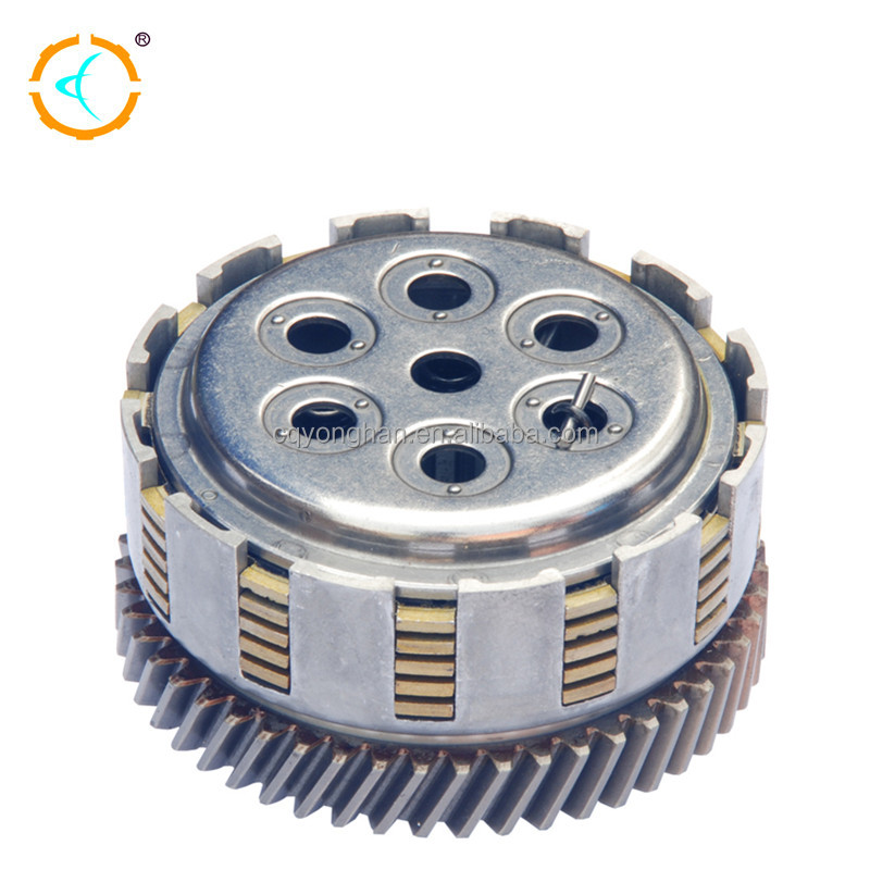 motorcycle AX100 clutch assembly OEM quality, AX100 Clutch part