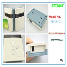 SZOMK access control project box AK-R-01 120*77*25mm for access control card