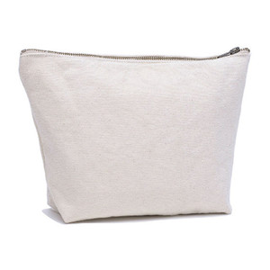 Cheap Plain Cotton Cosmetic Bags,Blank Wholesale Canvas Cosmetic Bag