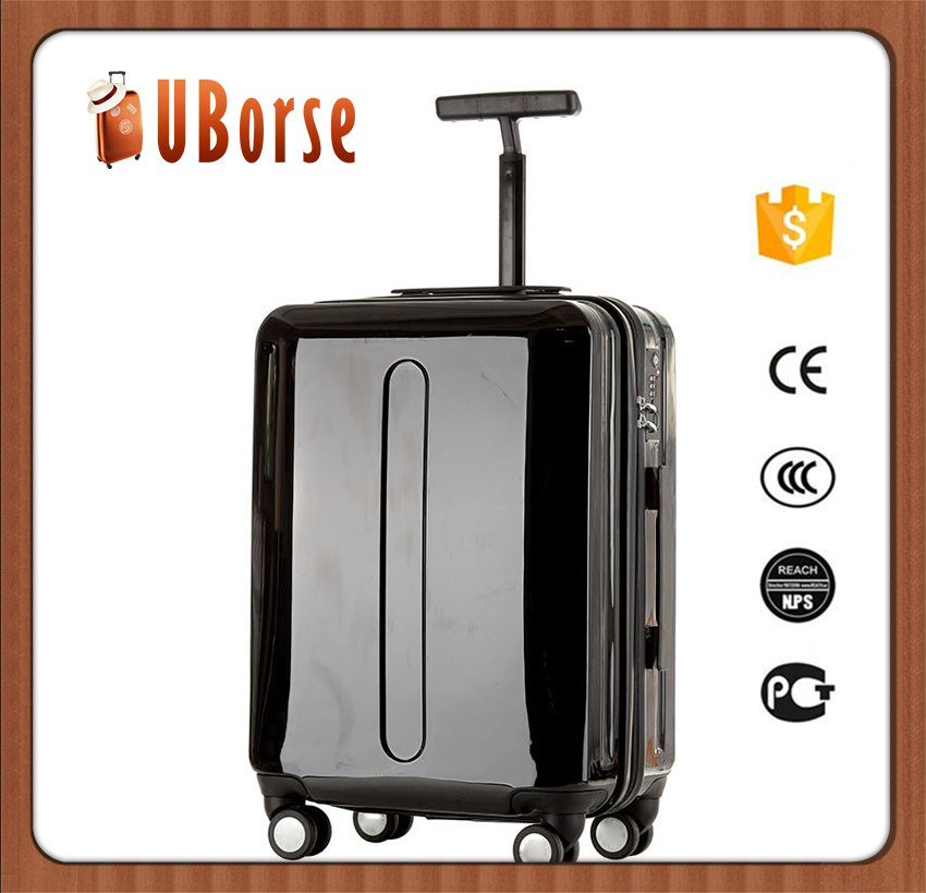 Popular Good Quality 2PCS ABS Suitcase Set ABS Luggage Wholesale