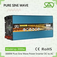 power inverter 4000w 24v 220v 3000W power converter dc to ac power inverter 12v 220v for home use pure sinus inverter