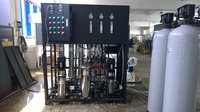 250lph water treatment machine /solar desalination system