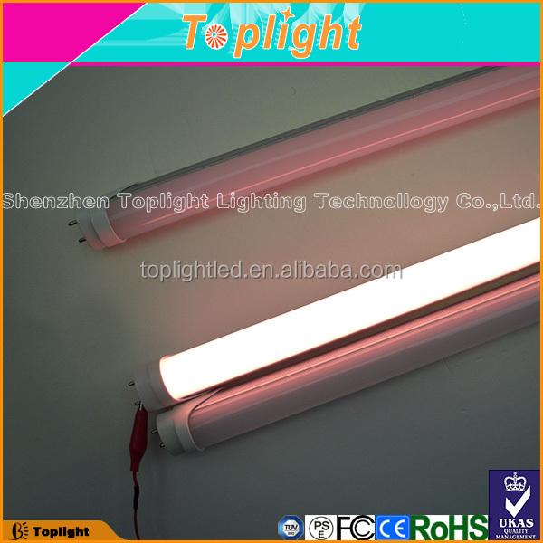 fresh food 4feet 18w led pink tube sexy t8