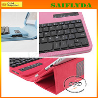Top sale 7inch Bluetooth Keyboard Case for Tablet PC Factory Price