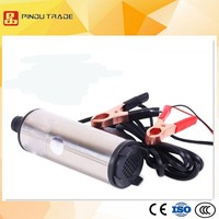 Portable micro oil pump for car