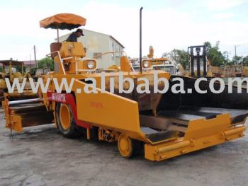 NIGATA ASPHALT FINISHER NFB6W1