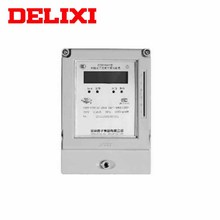 High Precision single phase smart electric meter