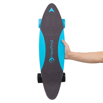 AU warehouse shipping Maxfind mini electric skateboard with 300w motor