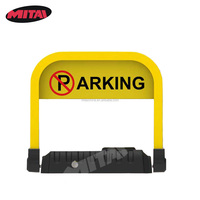 Bluetooth Car Parking Lot Barrier For